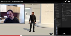 Virtual Human Toolkit