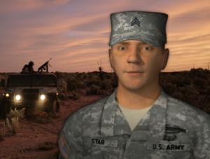 Sgt. STAR