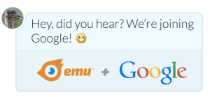 Google acquires Emu