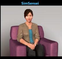ICT SimSensei