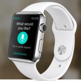 Fetch Apple Watch App